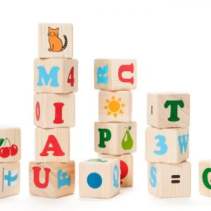 wooden toys are educational