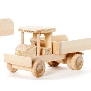 kuorma-auto pieni Isoisänpuulelut pappaspocket