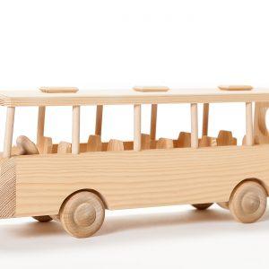 Bussi Isoisänpuulelut pappasocket