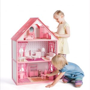 Doll houses and doll house furniture